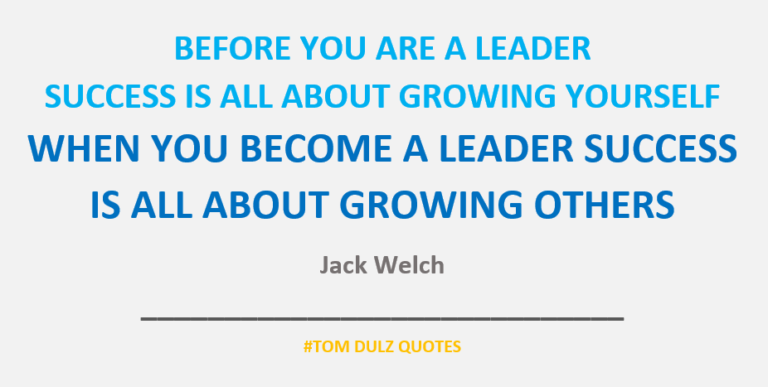 Jack Welch Quotes Interesting Weekly Quote  Jack Welch  Leadership And Growth  Personal